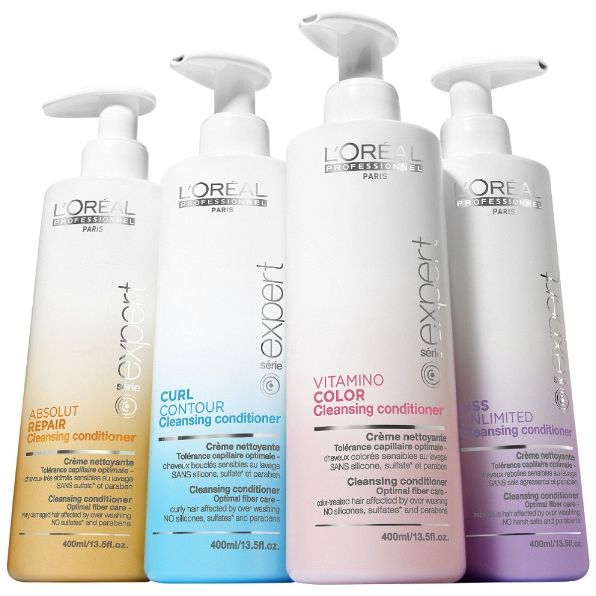 oreal cleansing cond
